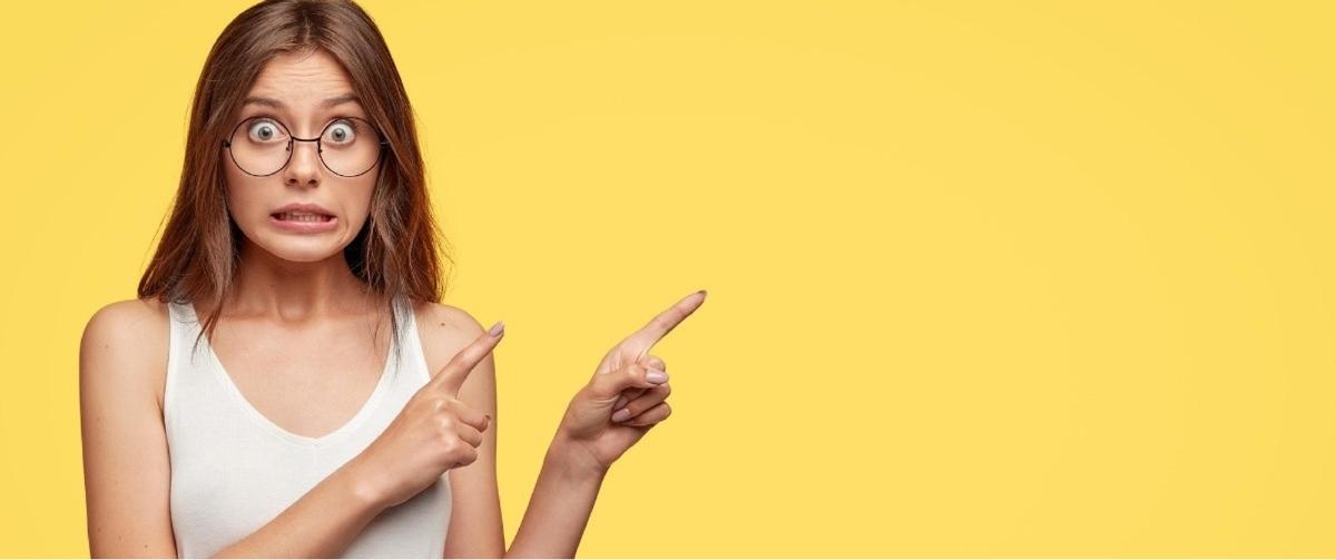 Girl pointing mistake made about Denver HVAC warranty