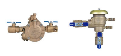 Backflow Prevention Denver