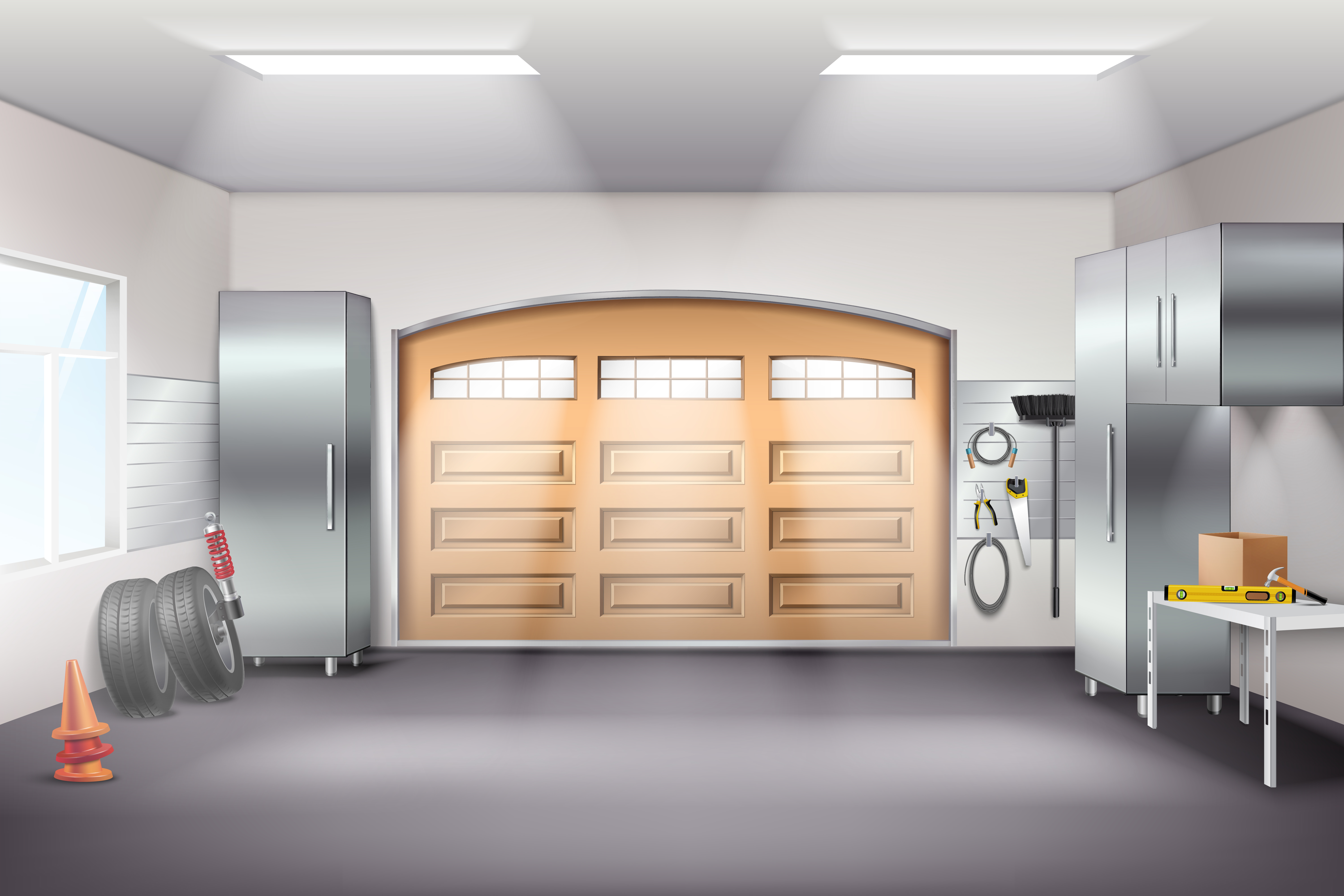 Garage Cooling Solutions: Tips To Help You Beat The Heat in Denver