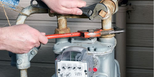 Gas Line Repair Denver