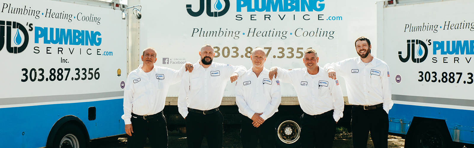JD's Plumbing, Heating and AC Repair