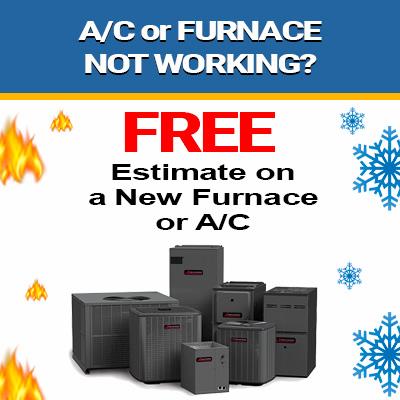 free ac repair estimate superior
