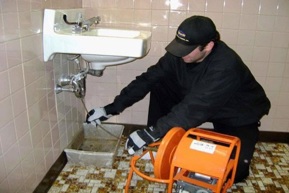 Drain Cleaning Cabling