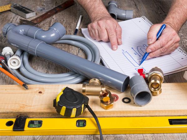 Image of Plumbing Re-piping