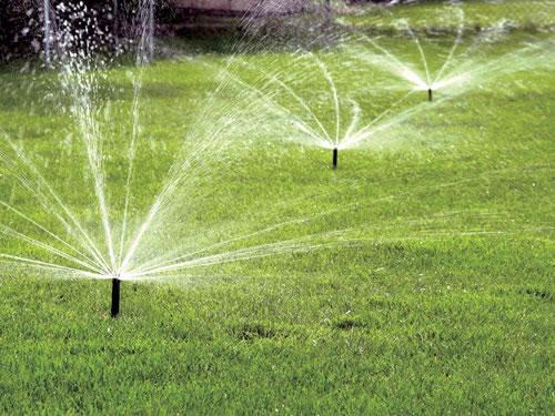 Sprinkler Winterization Denver