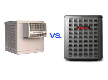 Swamp Cooler Vs Air Conditioner Comparison Guide