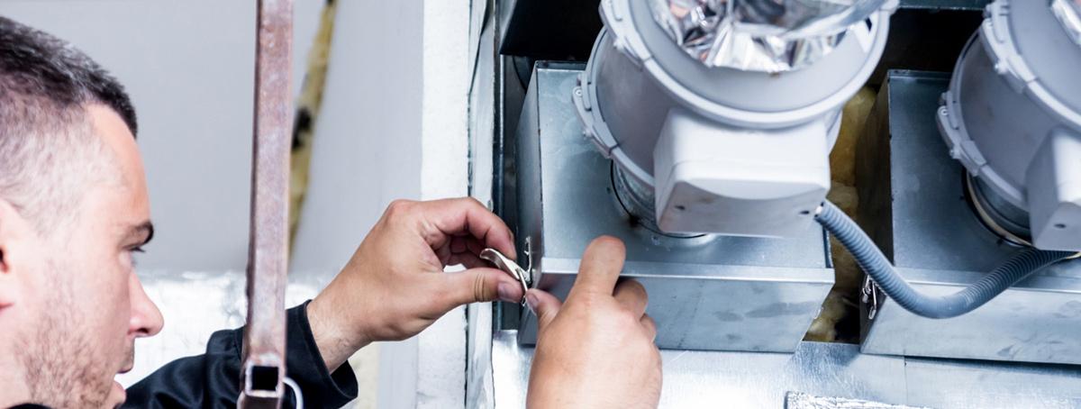 ventilation cleaning specialist work repair ventilation system hvac