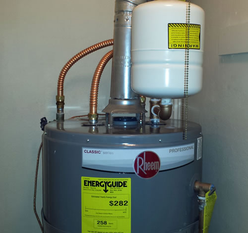 Water heater expansion tanks denver jds plumbing service water heater expansion tanks denverg ccuart Images